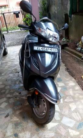 Activa 110 cc,  warranty extended,as good as New