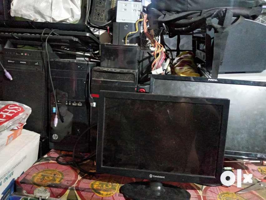 Desktop computer Assemble
