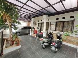 Rumah Hijau Asri Di Modernhill Pondok Cabe