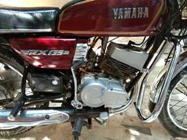 Yamaha rx135 standard bore