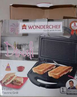 Wonderchef Prato Electric Grill