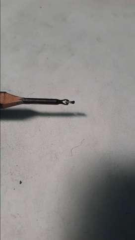Pencil microart
