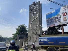 Tanah Pekarangan, Dekat Margonda Depok, Harga Promo: LD 8 Meter