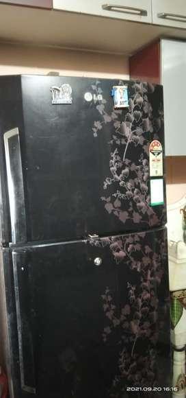 Dobule door fridge