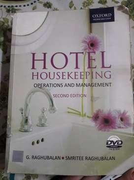 Hotel managemnt book
