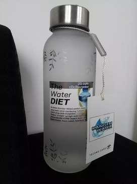 The water diet by kangen water ph 10