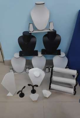 Jewellery display combo set