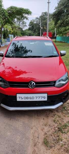 Volkswagen CrossPolo 2013-2015 1.5 TDI, 2014, Diesel