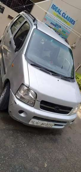 Wagonr car only 60000 run...