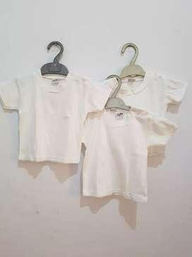 Kaos anak baby uk 14/1 th nett gk bs nego