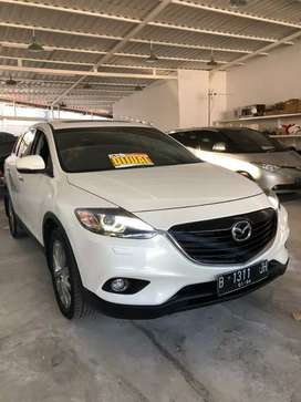 Mazda cx9 gt audio bose
