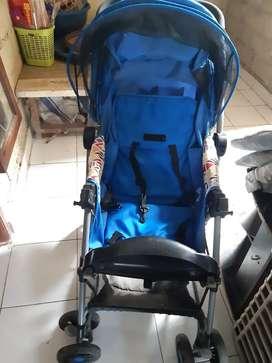 Jual stroller bekas