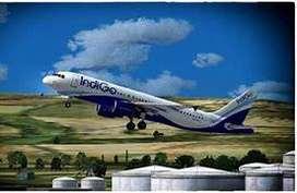 INDIGO GREETINGS FOR, Ground / Airport Station Attendant. Aviation Met