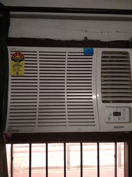 Voltas 1.5 ton 5 star Ac with voltage - purchased May 2020