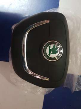 skoda fabia type 2 airbag cover available... all kind of