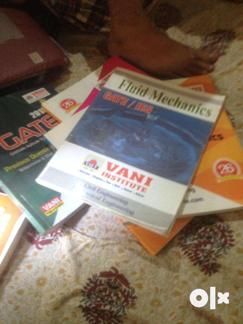 Gate books of made easy and vani 0