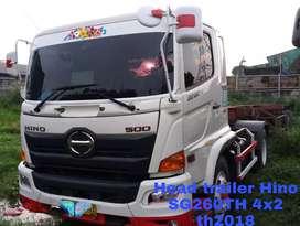 Tractor Head trailer Hino SG260TH th2018
