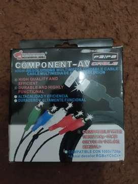Kabel Komponen PS2 dan PS3