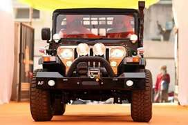 Sidhu Full Modified Jeep ready to
