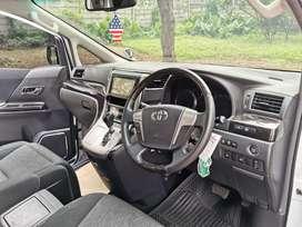 Toyota Alphard S 2.4 2012 Automatic