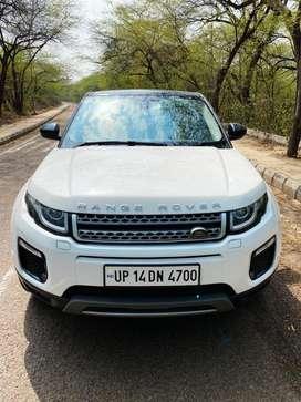 Land Rover Range Evoque Dynamic SD4, 2018, Diesel