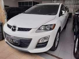 Mazda CX7 2012 AT 52rb KM Pajak Panjang Cash Kredit Tangerang