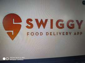 Earn more grow with part time job in SWIGGY