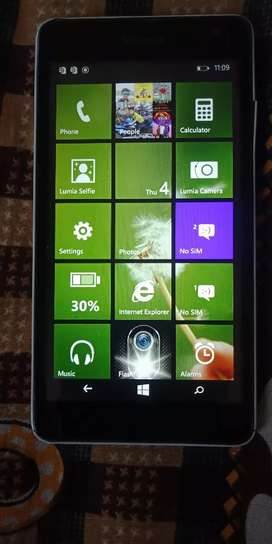 Microsoft Lumia 535 (Windows Phone), 1GB RAM,  8GB ROM