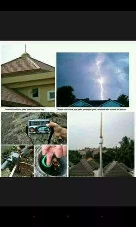 Penangkal Petir Untuk Rumah Wilayah Bogor