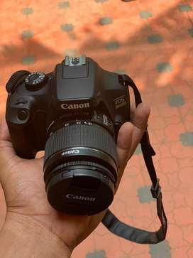 Dslr Canon eos 3000d for rent