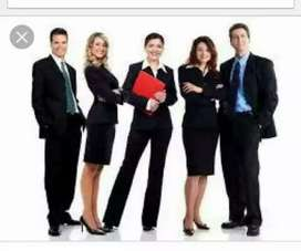 Urgent required for back office and front office staff