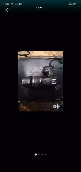 Nikkon D3500  cam & normal for sale