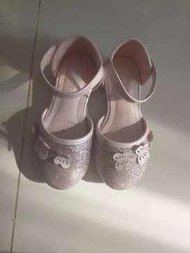 Sepatu anak glitter