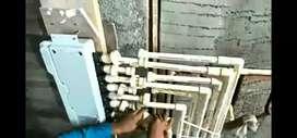 Plumbar work