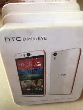Htc desire eye redwhite color with bill