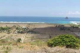 Tanah bukit Plateau ocean view