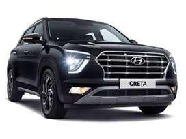 Hyundai Creta, 2021, Petrol