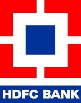 Vacancy in HDFC Bank