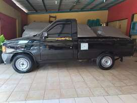 Panther Pick up 2006 plat AD istimewa