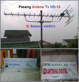 Jasa Pasang Antena Tv HD