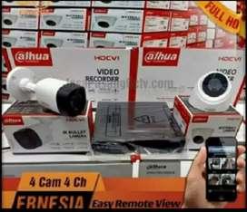 Melayani pemasangan kamera CCTV, online via hp