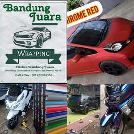 polet wrapping sticker bandung