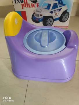 Potty Box Commod for Babies