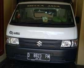 Suzuki pickup over resmi