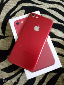 Sell iPhone-7 (128gb).. Red Edition.. Superb Condition..