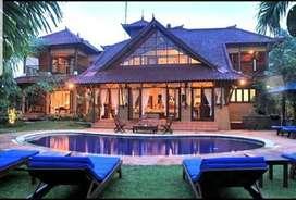 Tanah Bonus Vila 10 Kamar Di Jln Pantai Nelayan Canggu Kuta U Bali