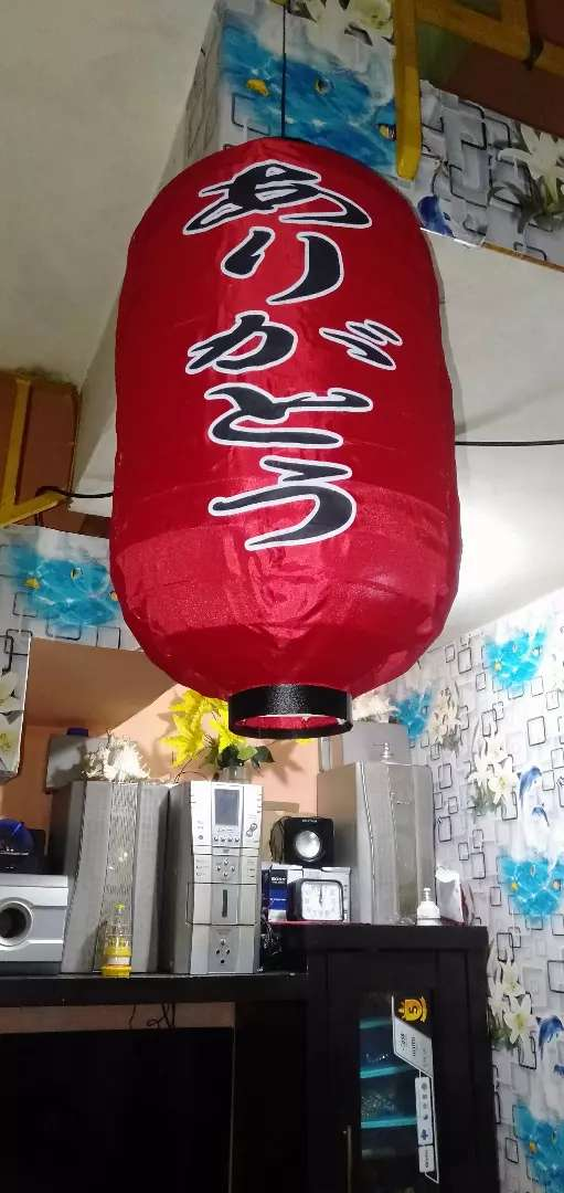 Lampion jepang ARIGATO 0