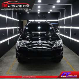 Fortuner G VNT TURBO 2013 / 2014 at matic solar diesel sekelas pajero