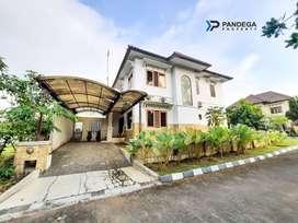 Jual Rumah 2Lantai Perumahan Mewah Akses Dekat Jl Gito-gati, Mall SCH
