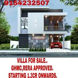 Villa for sale 1.06cr